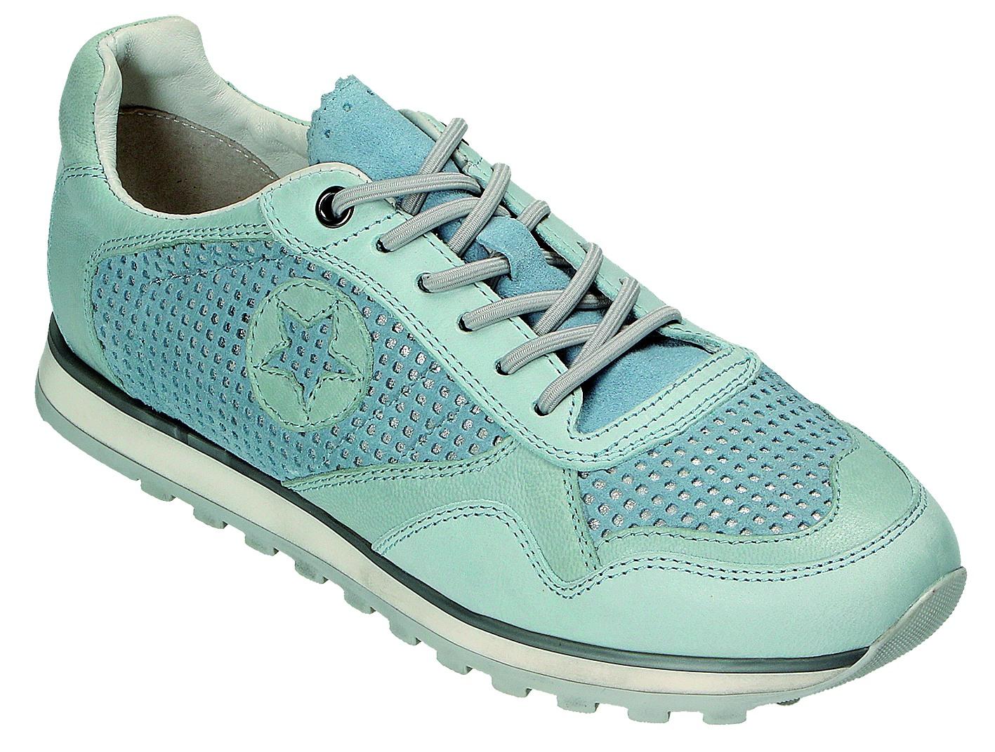 Damenschuhe Plateau Turnschuhe Glitzer Sneaker Runners