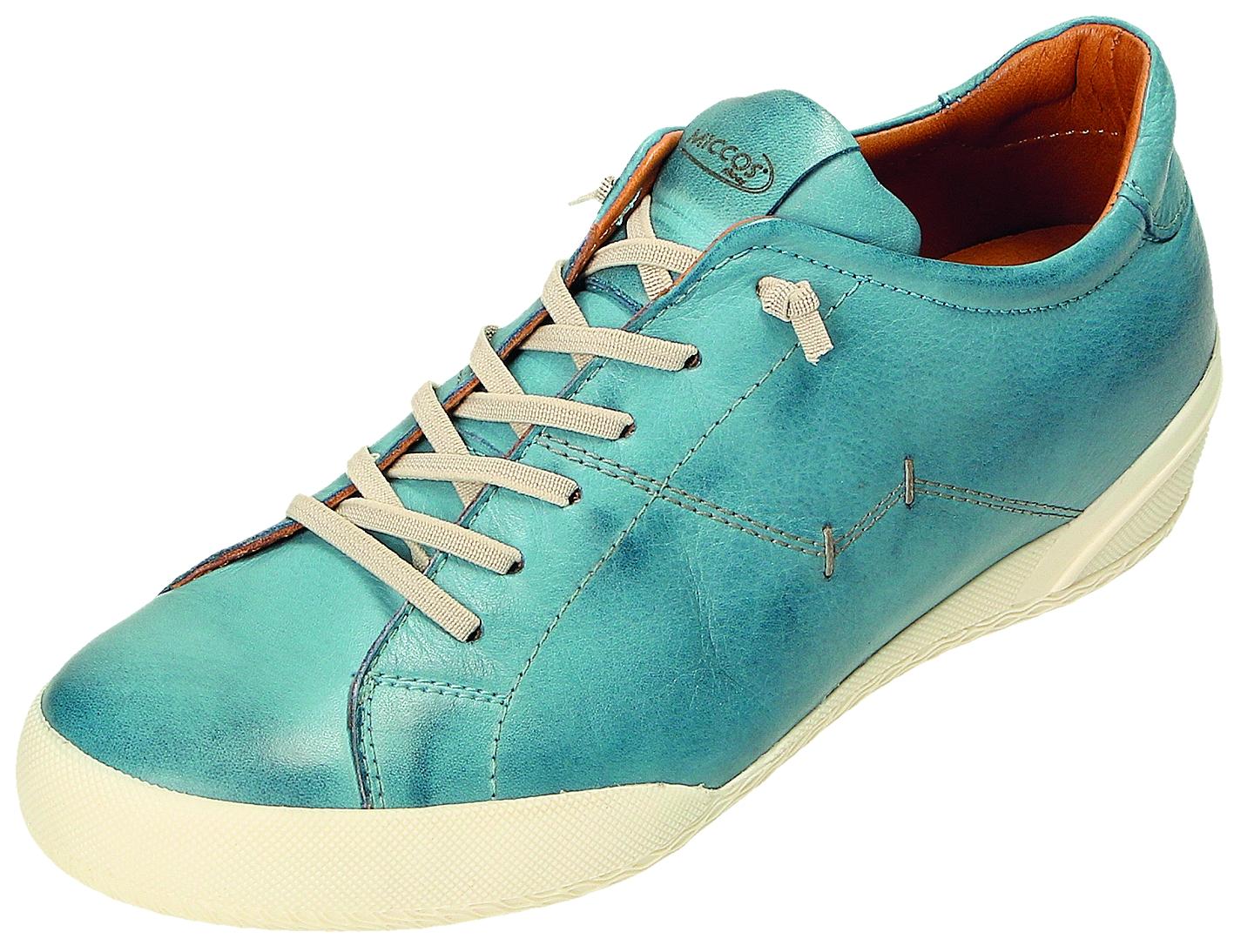 Miccos schuhe Damenschuhe sportlich Damen-Slipper Blau 18403 ANAR