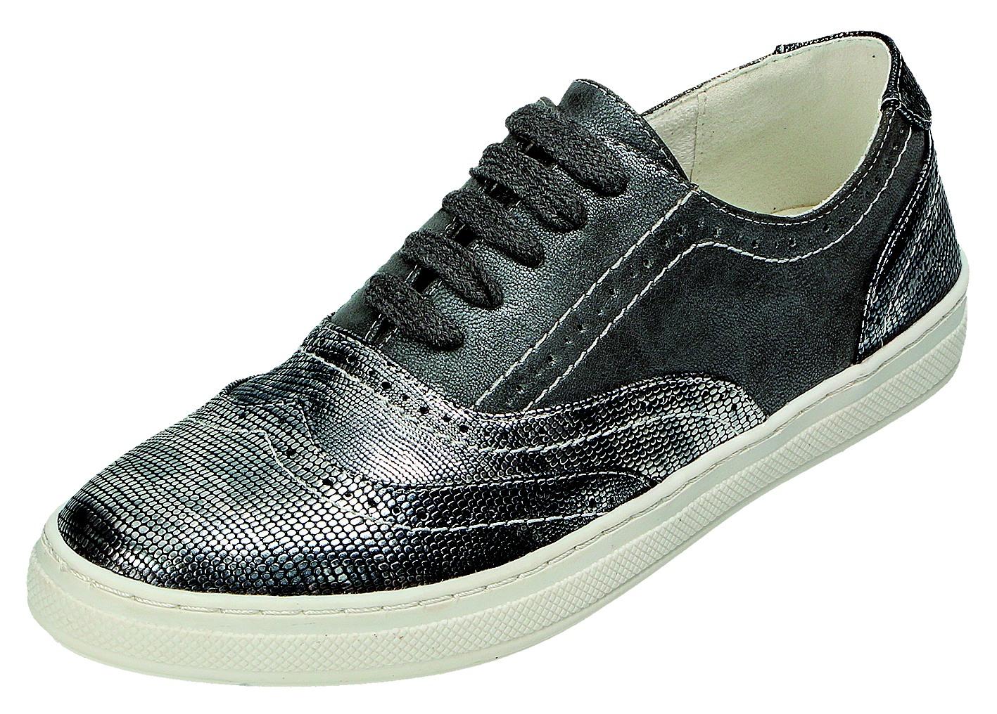 Dockers Damenschuhe sportlich D.Sneaker Grau 40MY206 660155