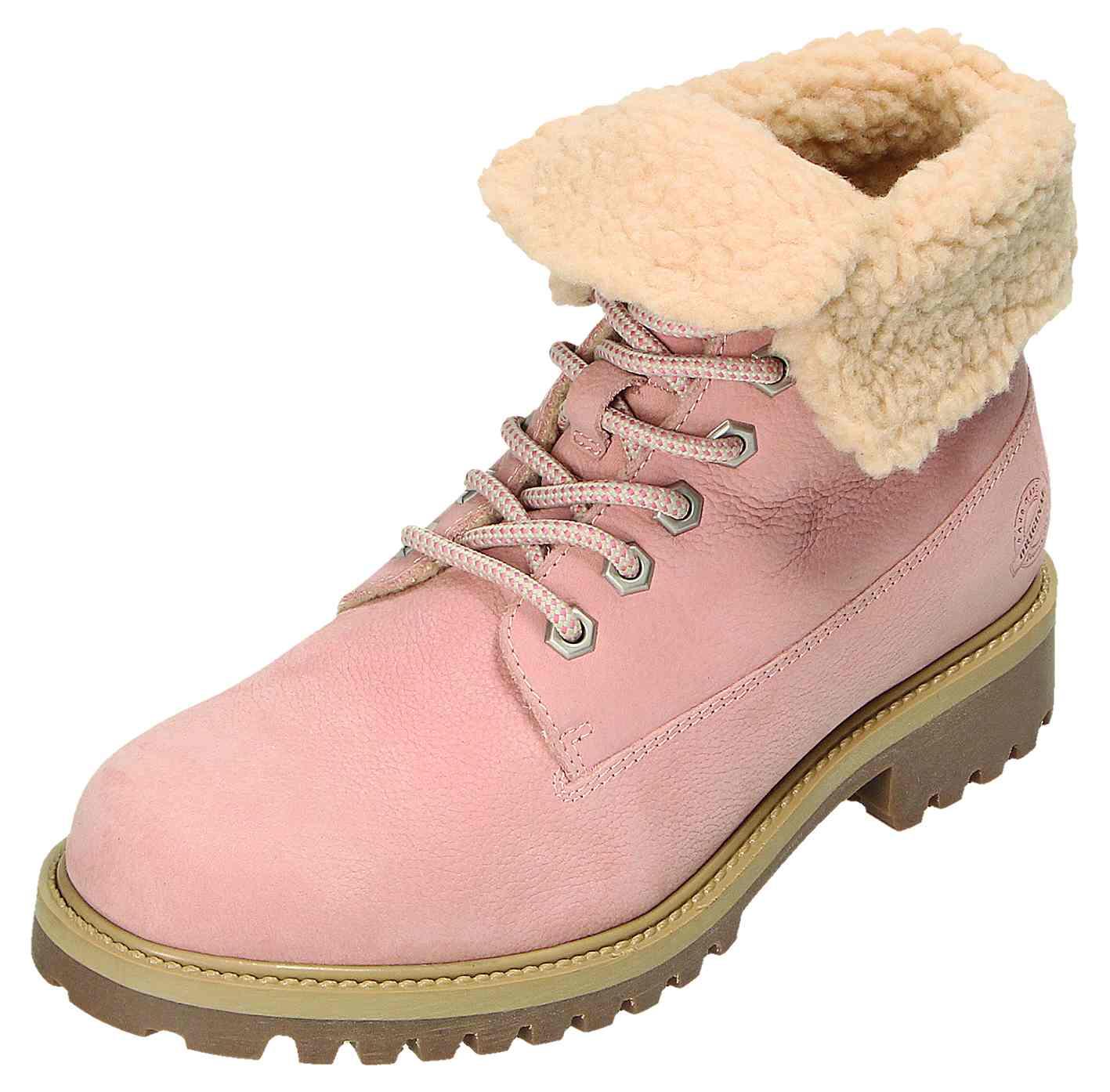 Klondike Damen Schuhe Stiefel Stiefelette Damen-Schnürstiefel Rot WH-025H04-S