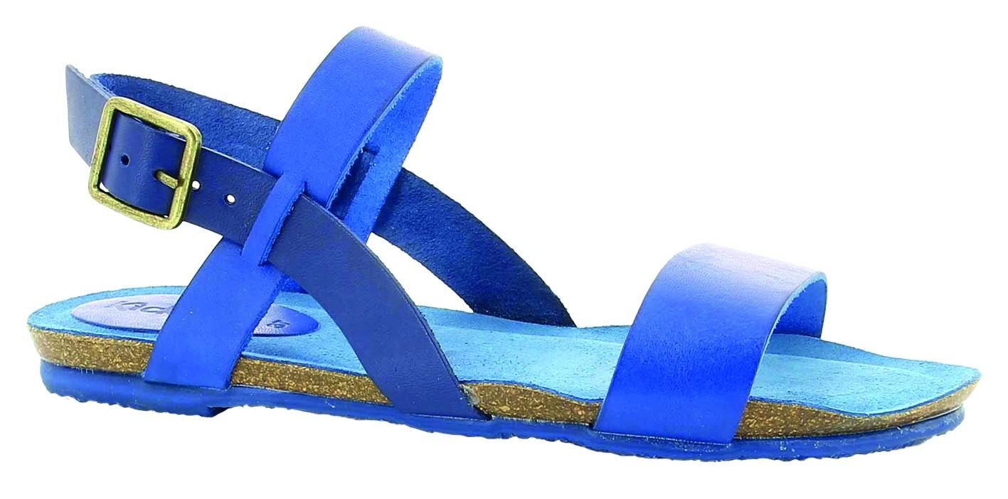 Kickers Kickers Kickers Damen Sandalen-Pantolette D.Sandalette Blau 609800-50 53  | Elegante und robuste Verpackung  43b463