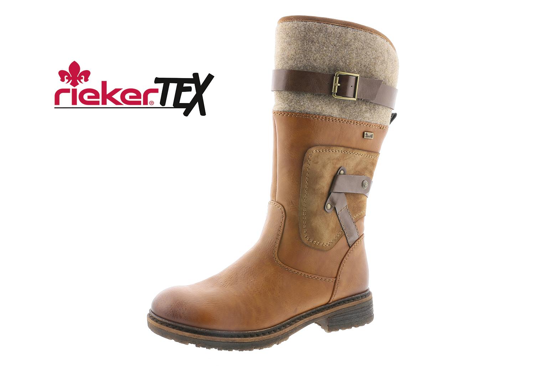 Rieker 94761 00 Stiefel Wollf. | Stiefeletten & Stiefel