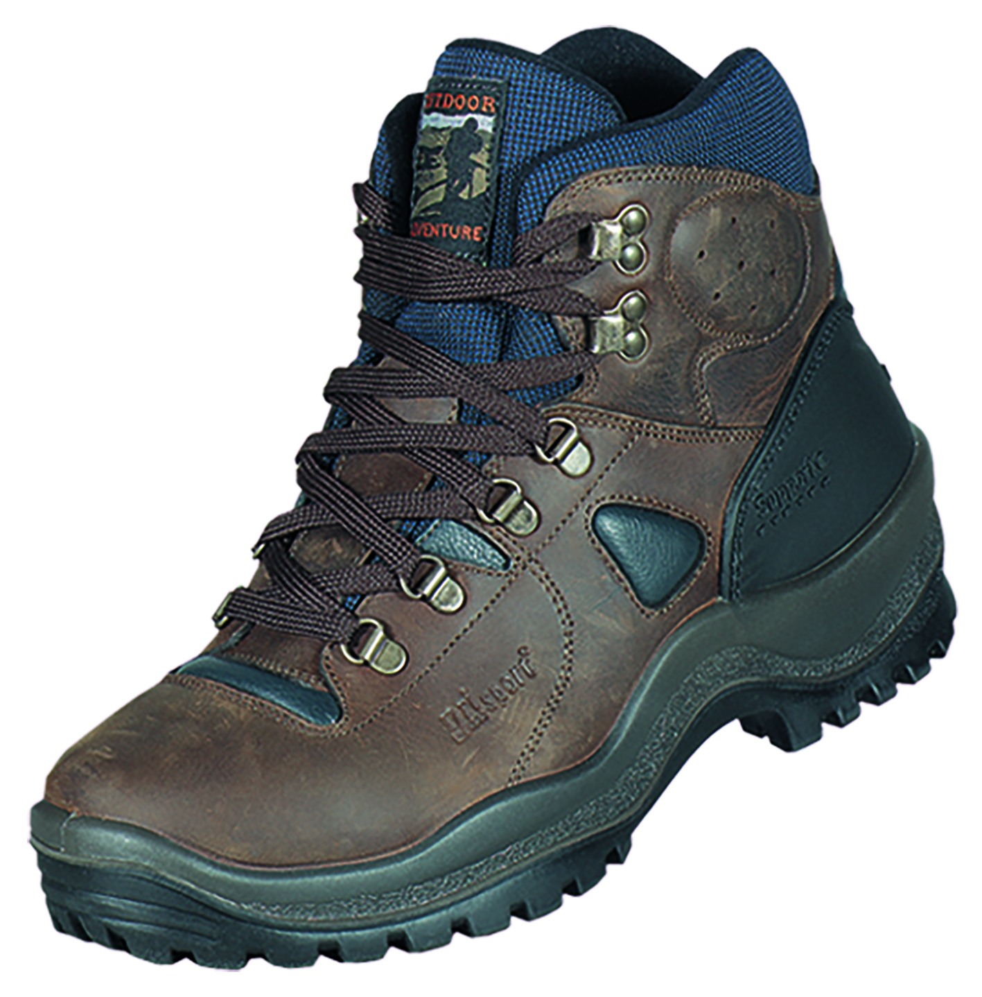 grauport Wander-Trekking Trekkingstfl Trekkingstfl Trekkingstfl Braun 629 Var 9 marro 5e4d61