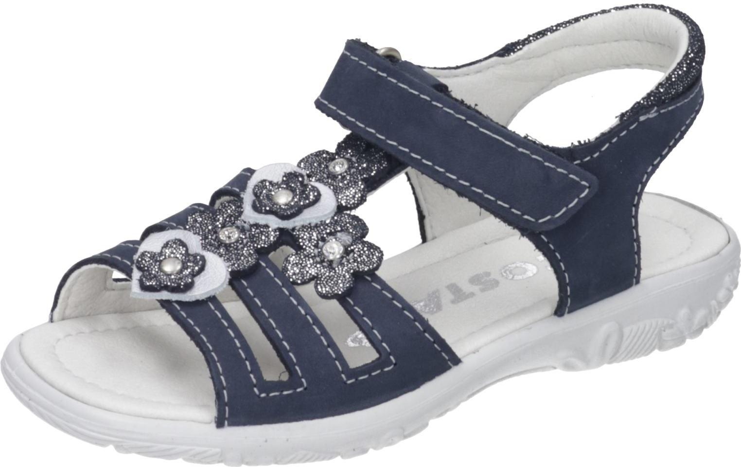 Ricosta Kinder Mädchen Schuhe Mädchen Sandale M blau
