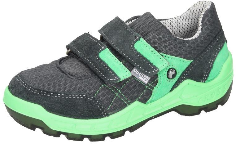 Ricosta Kinder Jungen Schuhe Jungen Halbschuh Klett grau Veloursleder 430843    | Die erste Reihe von umfassenden Spezifikationen für Kunden