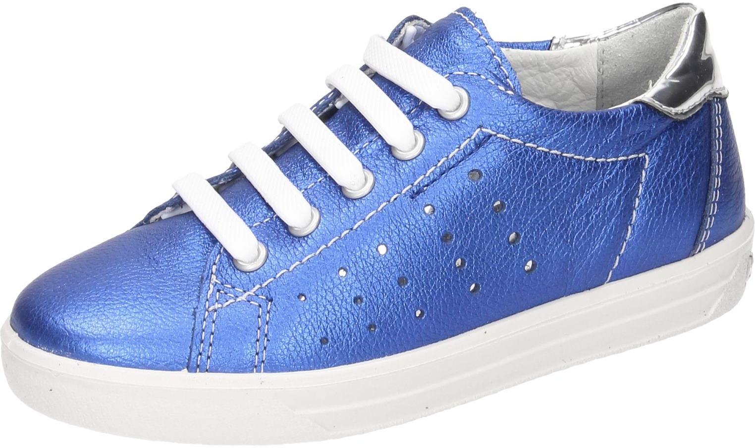 Ricosta Kinder Mädchen Schuhe Mädchen Halbschuh Halbschuh Halbschuh -M blau Leder 440063 1462d1