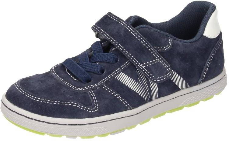 NEU Nubukleder blau Halbschuh Jungen Schuhe Jungen Kinder