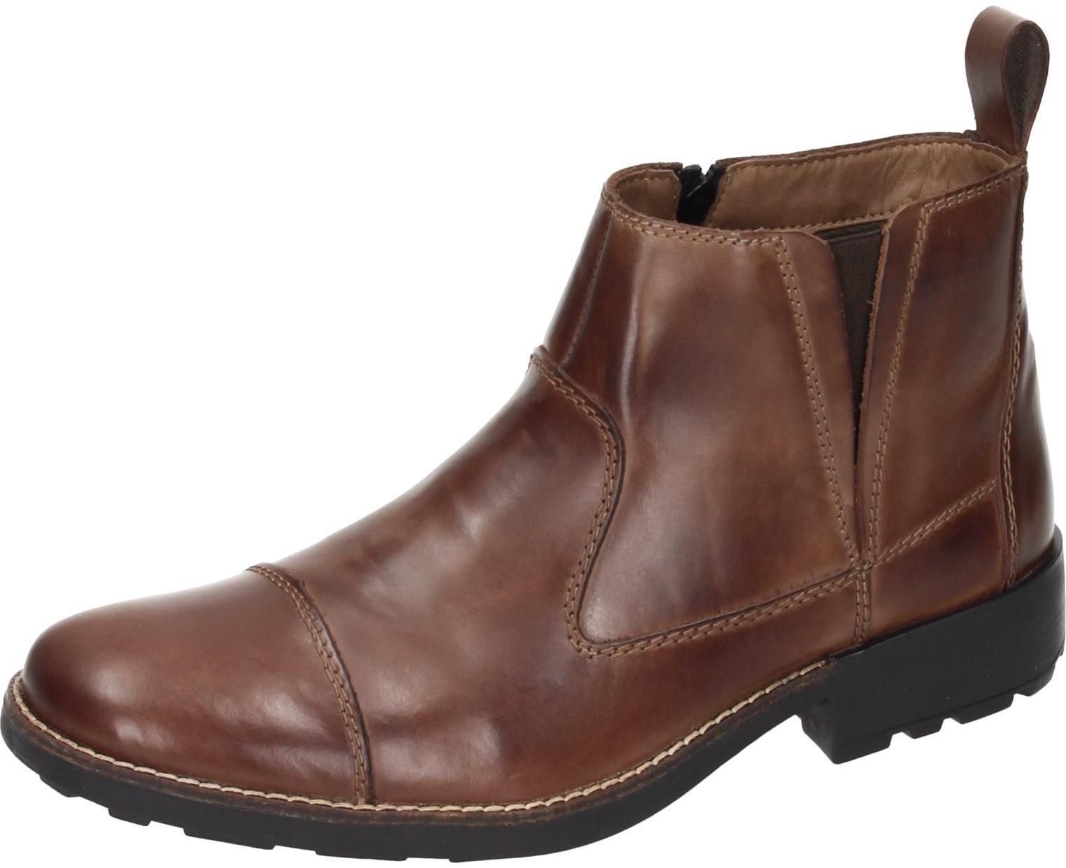 Sehr gern, oft getragene Rieker Stiefel, Gr. 38 Braun