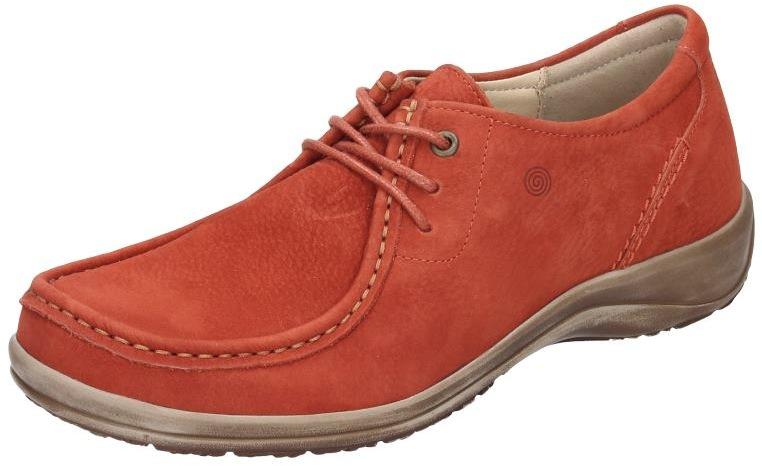 Nubukleder 2 Cushy 1 Damen Schuhe schnürerH By Orange Ne DrBrinkmann Damen srhdQt
