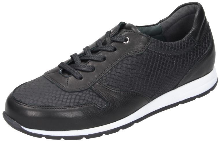 Cushy by Dr. Brinkmann Damen Schuhe Schuhe Schuhe Damen-Schnürer - H 1 2 schwarz Glattleder N 037cb2