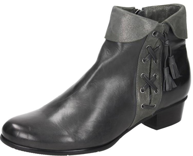 Piazza Damen Schuhe Damen-Stiefelette Damen-Stiefelette Damen-Stiefelette pepper asphalt pepper 961725   e27b93