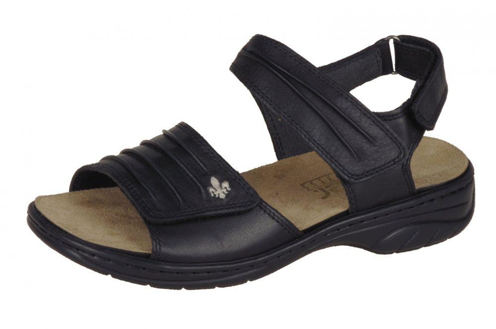 rieker sandalen damen für einlagen