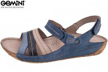 Gemini Sandale Blau