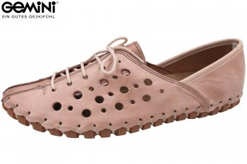 Gemini Sommer Schuhe Rosé