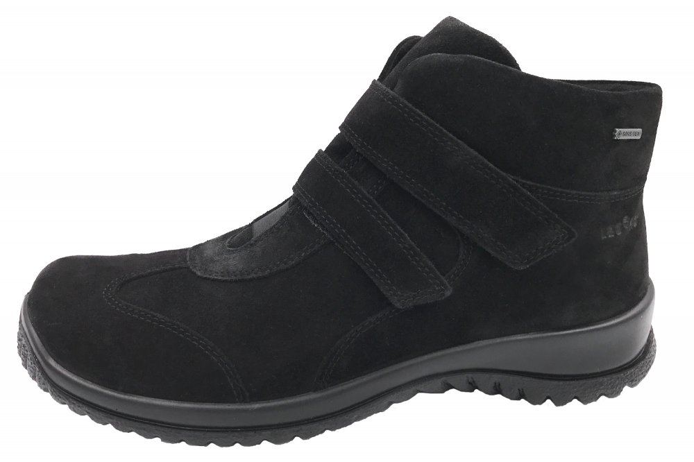 Legero Damen Soft Boot Schwarz Gore-Tex