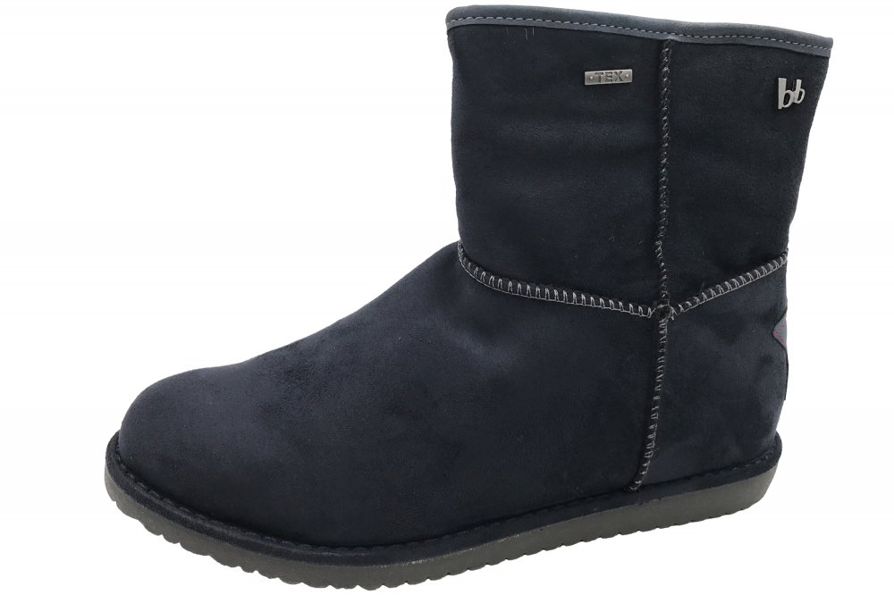 Bruno Banani Blau Damen Winter Stiefel Blau Banani 75160d