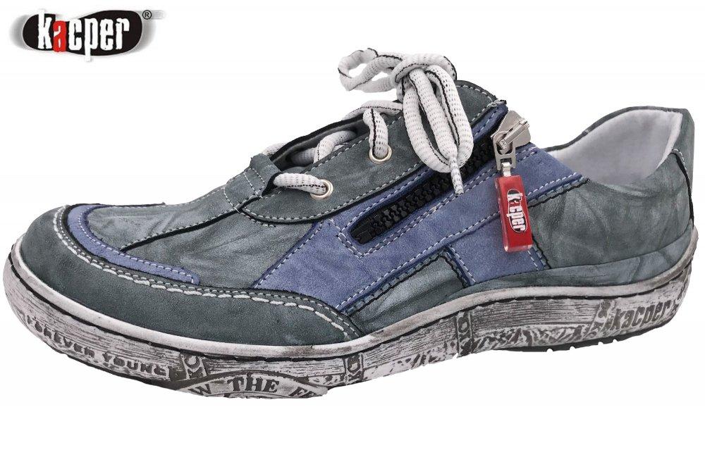 Kacper Damen Schuhe Blau