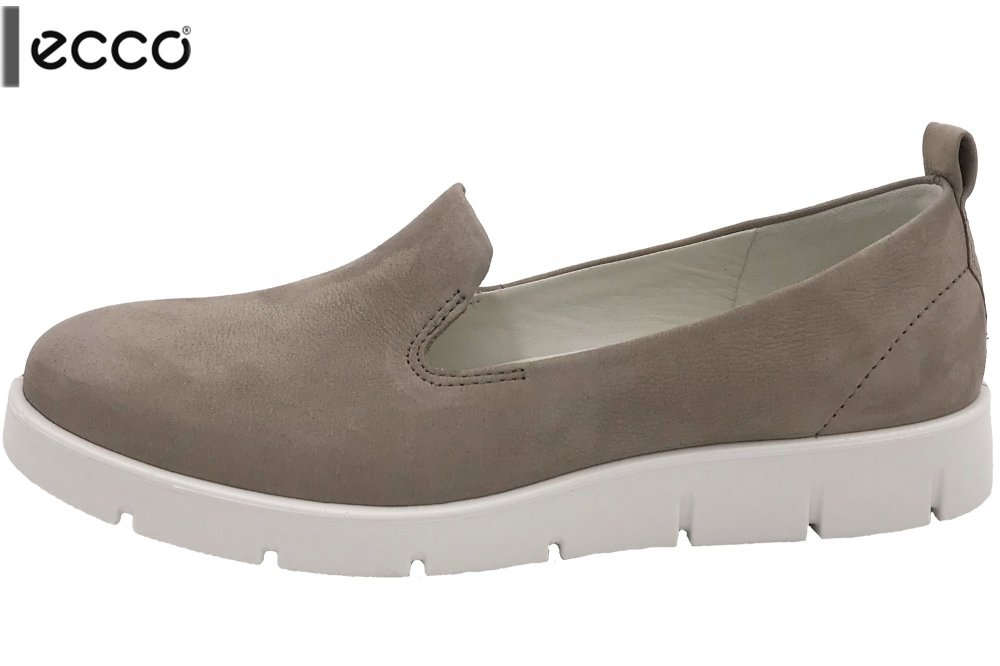ECCO Bella Damen Slipper Beige