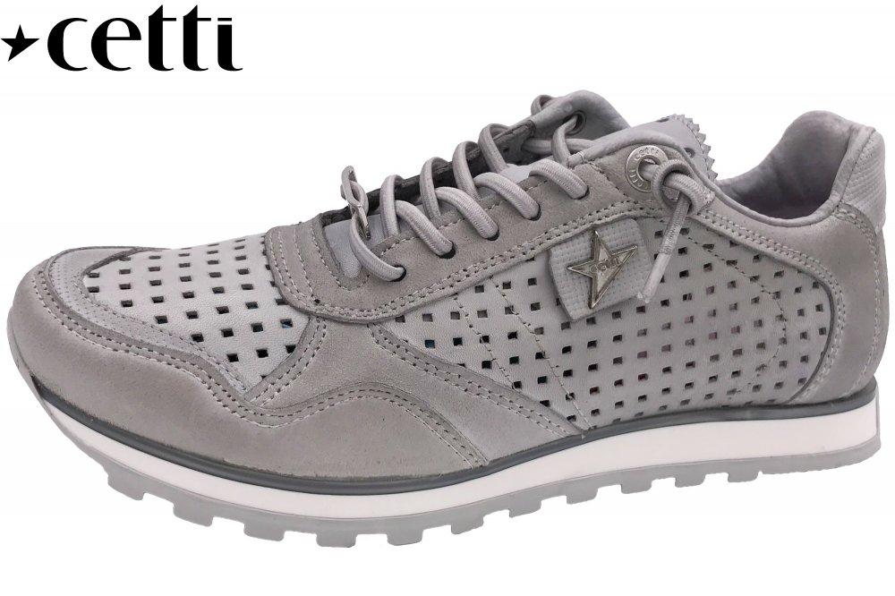 Cetti Damen Sneaker Grau