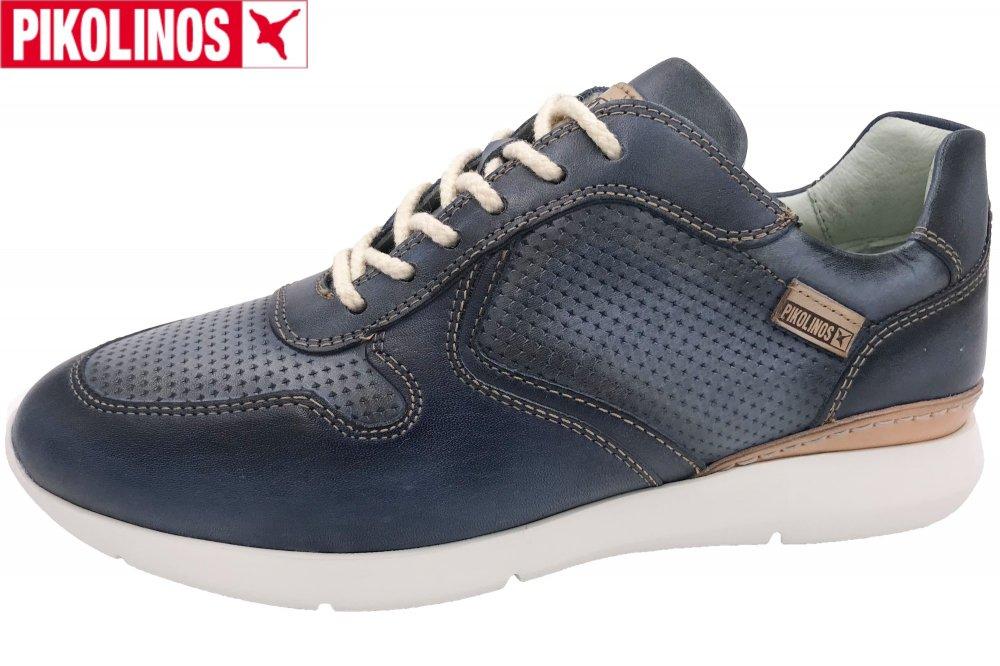 Pikolinos Damen Sneaker Modena W0R Blau