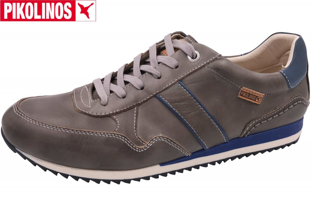 Pikolinos Liverpool M2A Herren Sneaker Grau