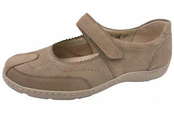 Waldläufer Damen Schuhe Henni Beige