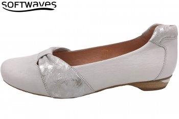Softwaves Ballerina Weiß Silber