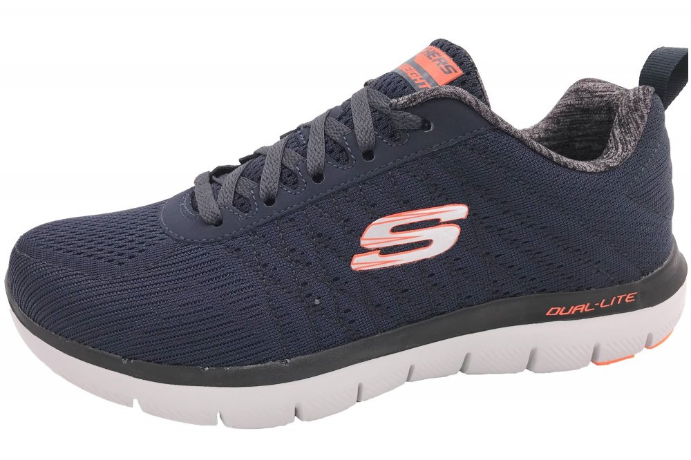 Skechers Herren Flex Advantage 2.0 Blau