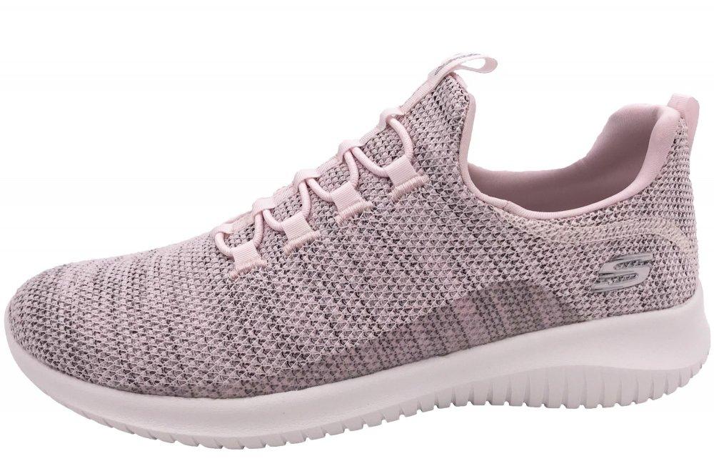 12840 Damen Sneakers Rosa, EU 37,5 Skechers