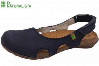 El Naturalista WAKATAUA Sandale Blau