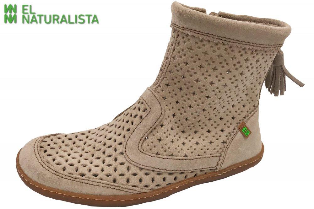 El Naturalista EL VIAJERO Boots Beige