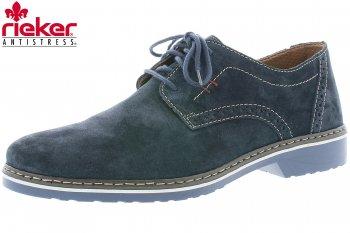 Rieker Herren Schuhe Blau 3620cfddab