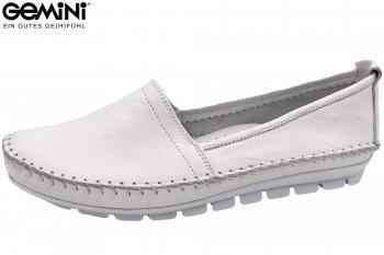 Gemini Damen Slipper Weiß