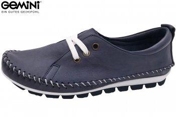 Gemini Damen Schuhe Blau