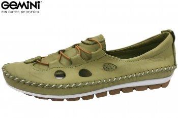 Gemini Damen Schuhe Grün