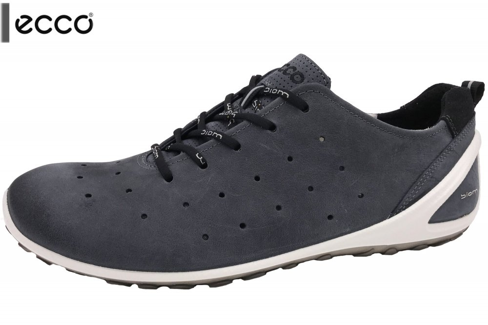 Ecco Biom Lite Herren Sneaker Blau