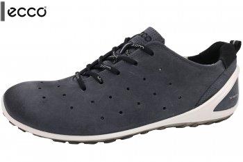548bf5ebe63814 Ecco Biom Lite Herren Sneaker Blau