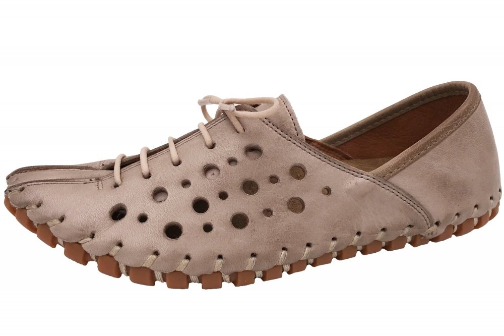 Gemini Damen Sommer Schuhe Beige
