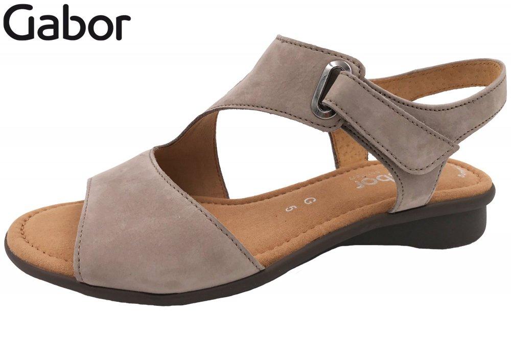 Gabor Damen Sandale Beige