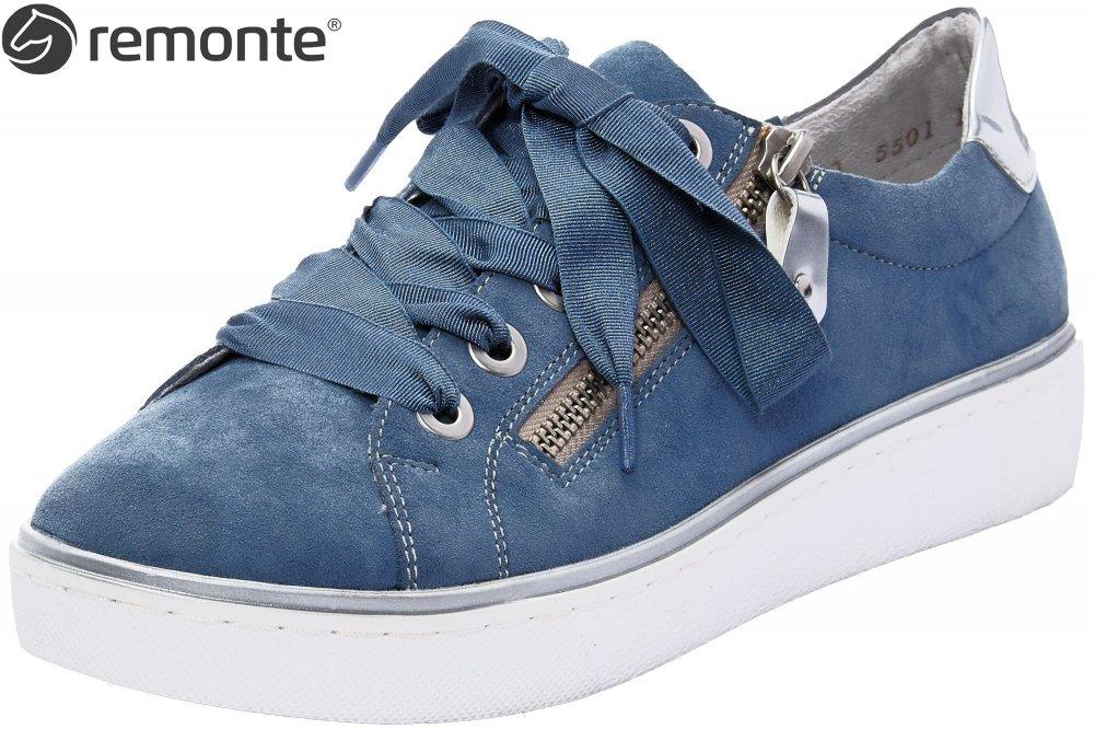 Remonte Damen Sneaker Blau