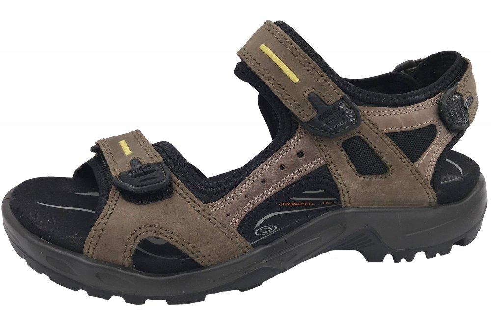 Ecco Herren Trekking Sandale Offroad