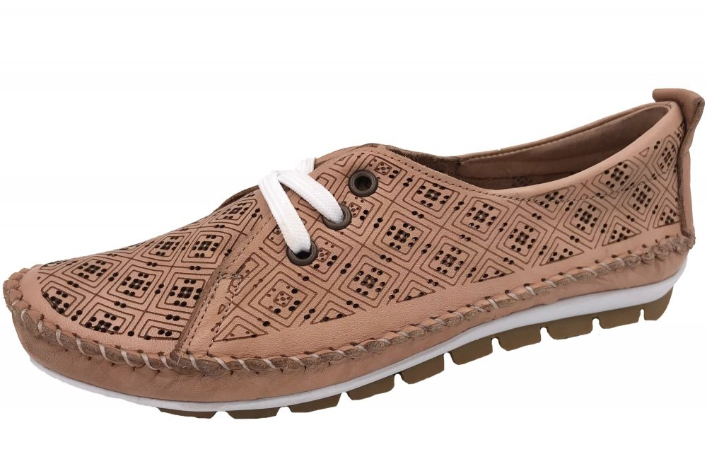 Gemini Damen Schuhe Beige