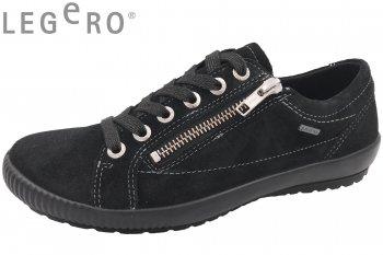 Legero Aus Für Sneakeramp; Nubukleder Schwarze Damen Tanaro Turnschuhe WeH2EDY9I