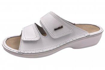 OrtoMed Pantolette Weiß