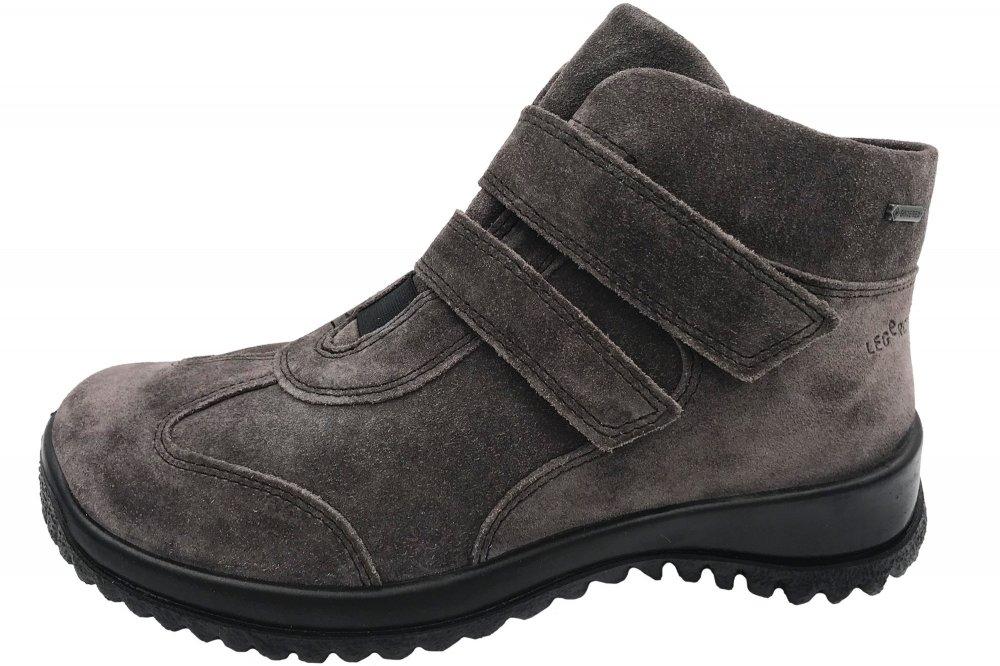 Legero Damen Soft Boot Grau Gore-Tex