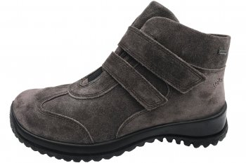 Legero Damen Soft Boot Grau Gore-Tex