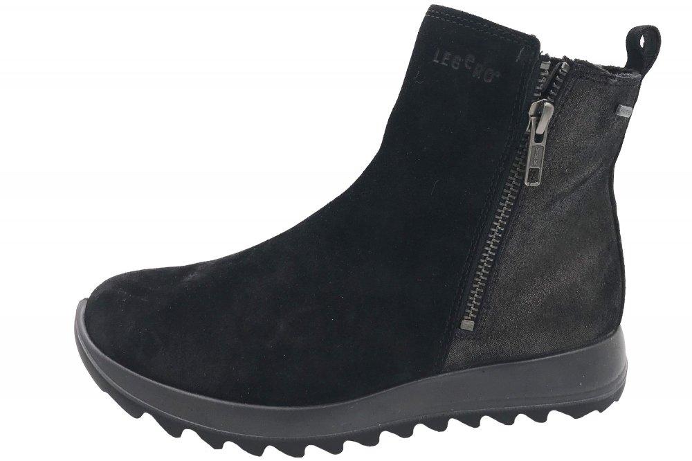 beispiellos modische Muster neu kommen an Legero Damen Stiefel Schwarz Gore-Tex