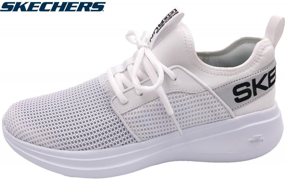 Skechers Herren Sneaker GO Run Weiß