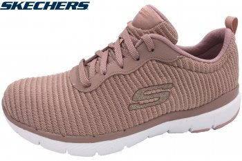 Skechers Damen Flex Appeal 3.0 Altrosa