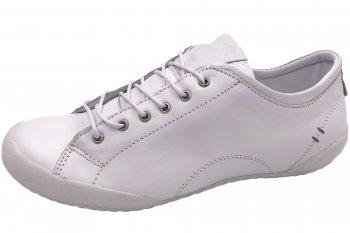 Andrea Conti Damen Sneaker Weiß